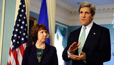 США, ЕС и Иран начали переговоры относительно отмены санкций