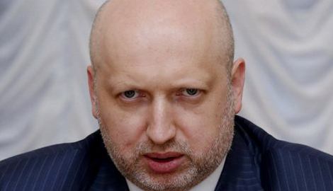 Александр Турчинов не подписывал закон об амнистии боевиков, из-за не выполнения ими взятых на себя обязательств