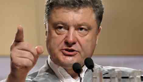 Петр Порошенко: Украина объединится так же как Германия после падения тоталитарного режима