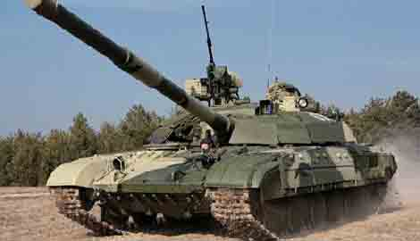 """Террористы заявляют, что """"Киборги"""" получили на вооружение новые украинские танки """"Булат"""""""