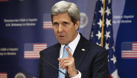 Джон Керри: США готово защищать суверенитет и независимость Украины