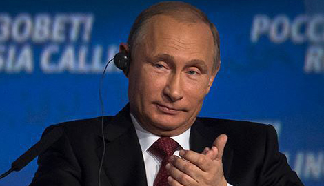 Владимир Путин: Центральный Банк делает все для стабилизации рубля