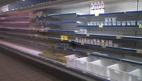 Борислав Береза: Украина не должна возобновлять поставки продуктов питания в Крым