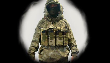 На оккупированных террористами территориях появились призраки, которые убивают боевиков профессиональным ударом ножа в глаз 18+