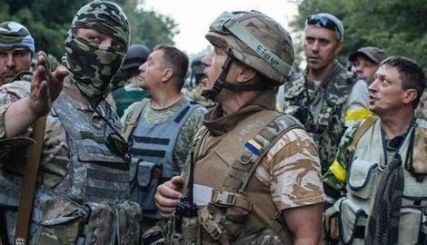 Переподчинение добровольческих батальонов ВСУ, как первый шаг к строительству новой украинской армии