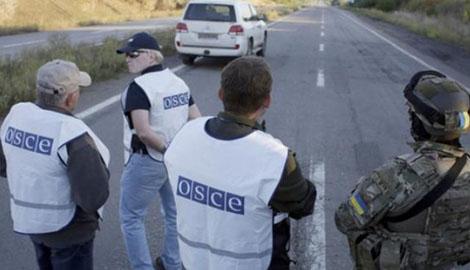 Миссия ОБСЕ, союзник России в войне на Донбассе