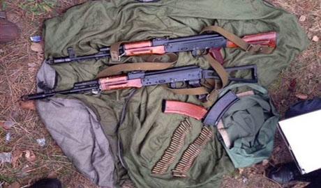 Волонтер-вор вывозил оружие из зоны АТО