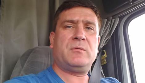 Дальнобойщик из Чикаго записал новый хит про Путина