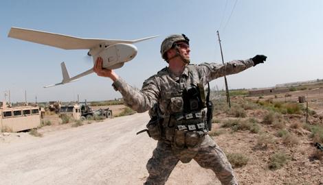 США предложило Украине свои беспилотники-разведчики
