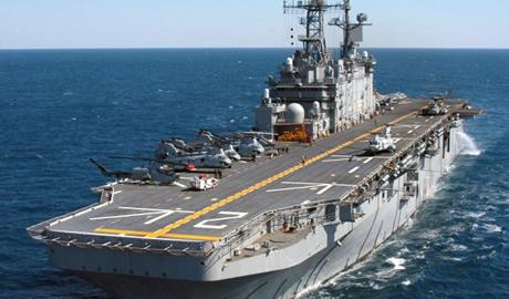 Правительство США предложило НАТО выкупить у Франции российские вертолетоносцы