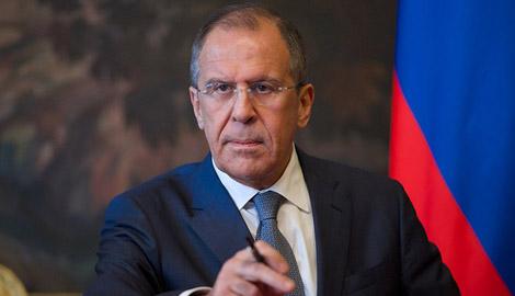 Сергей Лавров: Россия не является участником конфликта на Донбассе, поэтому договариваться Киев должен с «ополченцами»