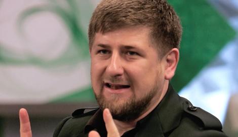 Рамзан Кадыров находится в Донецке, — Снегирев