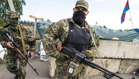 Россия желает поставить на учет все стрелковое оружие, что есть у боевиков и провести тотальный медосмотр