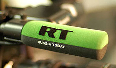 """""""Goodbye """"Russia Today"""" Великобритания может отобрать лицензию за лож об Украине"""""""