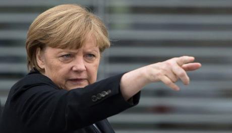 Окружение Меркель убеждено что скоро она  покинет пост канцлера