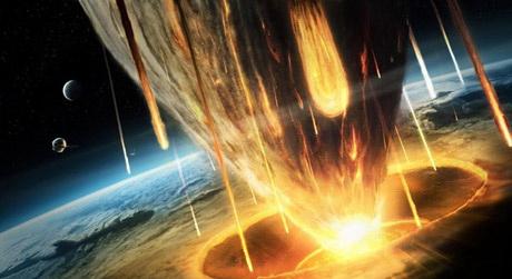 Земля получила двойной удар из космоса