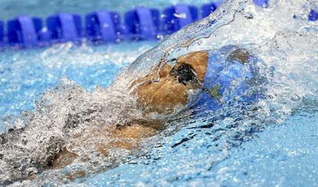 Надежда Коба Анна Дзеркаль стали пятикратным победительницами чемпионата Украины по плаванию