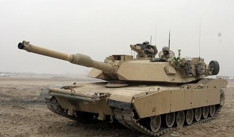 В связи с агрессией России США перебрасывают в восточную Европу 150 танков