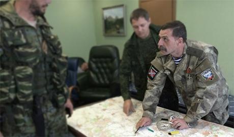 """Полное изгнание """"бесов"""" – российские войска в Горловке """"зачистили"""" банду """"Беса"""""""