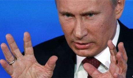 Путину выгоден распад Российской Федерации