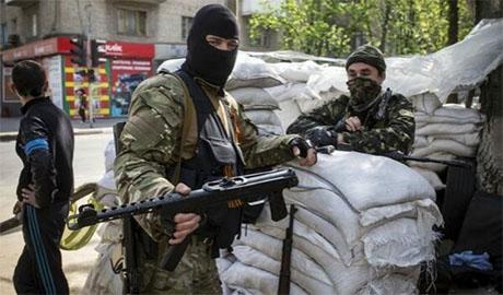 В Донецке среди бела дня похитили семью