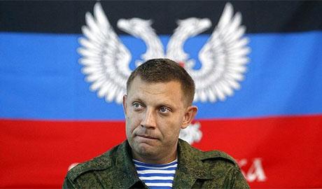Захарченко полагает, что если Украина лишит его гражданства, то она признает независимость «ДНР»