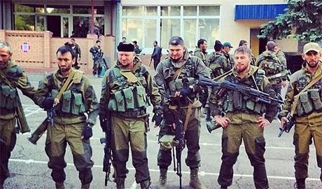 СНБО: Под Мариуполем активизировались отряды кавказских боевиков