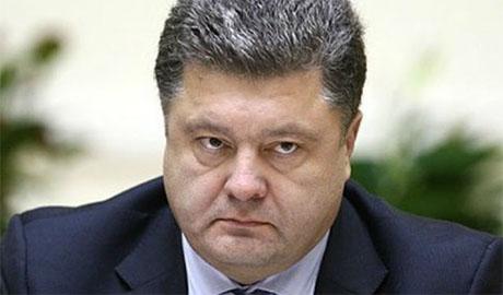 """Порошенко выдвинул условие участия во встрече в """"нормандском формате"""""""