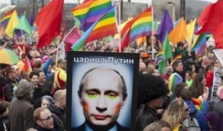 Депутат РФ «встал» на защиту «традиционных семейных ценностей» — в паспортах российских мужчин может появиться отметка «гей»