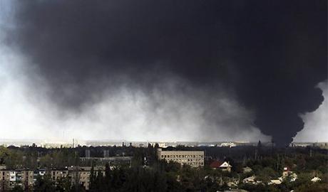 """Уже через 10 минут после трагедии в Донецкой школе, российские журналисты снимали свои антиукраинские """"ужастики"""", – свидетель"""