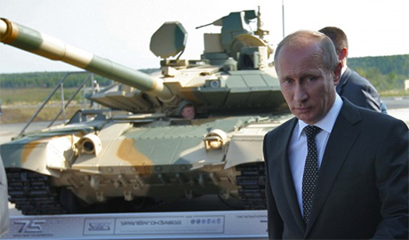 Если Путин поедет в Минск, это и станет демонстрацией того, кто настоящий президент террористов