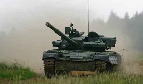 Источник: элитная танковая дивизия РФ переброшена под Счастье