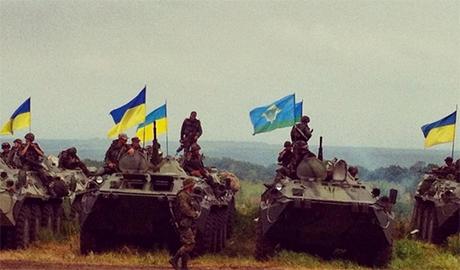 Советник главы СБУ: армия переходит к режиму жесткого уничтожения террористов на Донбассе