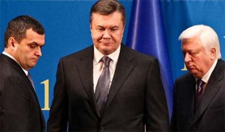 Янукович таки стал овощем. В Кремле решили, что «скрипач не нужен»?