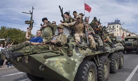 """Боевики продолжают уничтожать друг-друга – """"казаки"""" против ЛНР (результаты уточняются)…"""