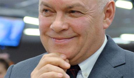 "Киселев напомнил, как ""придурок"" Эрдоган ""дрочил свой окурок"" /Видео/"