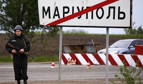 Под Мариуполем началась настоящая миномётная дуэль, – очевидец