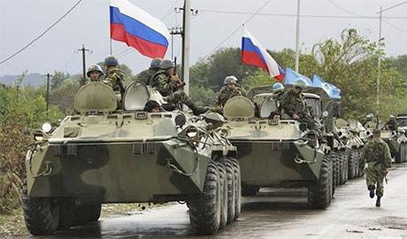 На оккупированных территориях продолжают оставаться несколько тысяч войск РФ – СНБО