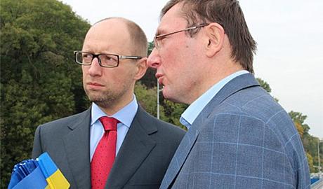 """В Блоке Порошенко обвинили Яценюка в """"отсутствии командной игры"""" и засомневались в его премьерстве"""