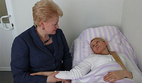 Работников Качановской колонии обвинили в применении насилия к Тимошенко, — ГПУ