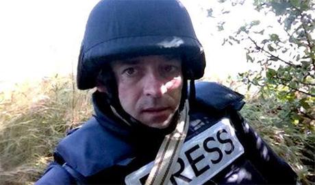 Командование АТО относится к нам хуже чем к врагам! –  украинские журналисты