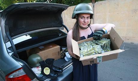 Чиновники из Минобороны не церемонясь выставили вон украинских волонтеров