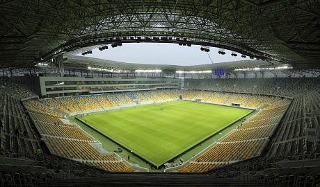 «Битва за Львов» В «Днепре» так же заявили, что хотят играть еврокубки на «Арене Львов»