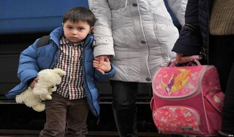 Одесская область официально приняла 20 тыс. человек из зоны АТО