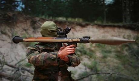 24 провокационные атаки осуществлено с боку террористов на позиции сил АТО