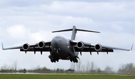 Груз с военной помощью от Канады прибыл в Украину