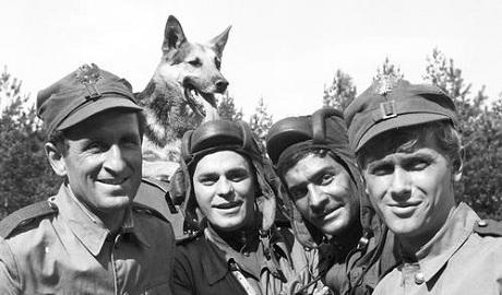 Во время Второй мировой Ярош и Саакашвили вместе воевали против фашистов ФОТО
