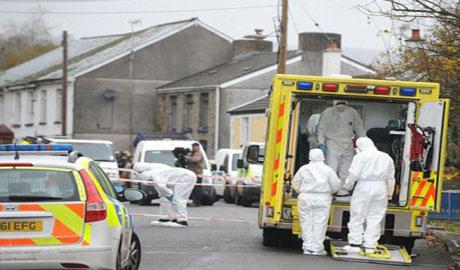 Полиция застрелила людоеда который напал на девочку