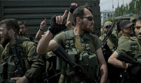 «Многонациональная ДНР»: чеченский батальон «Смерть» воюет за ДНР