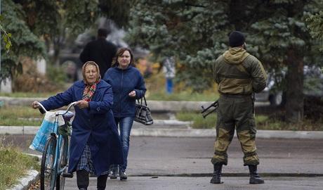 Украина отказывается от налогов из оккупированных территорий Донбасса
